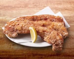 名物 とんから3枚 Fried pork(3)